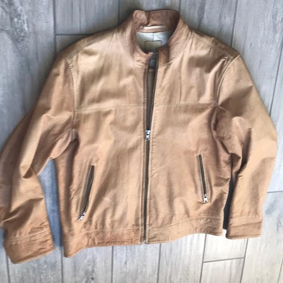 c16c79aec Banana Republic Heritage Collection Leather Jacket